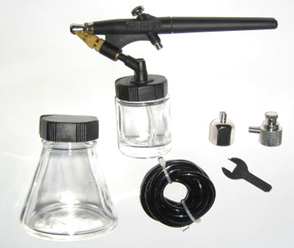 Photo, Airbrush Kit